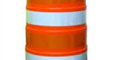 orange barrel