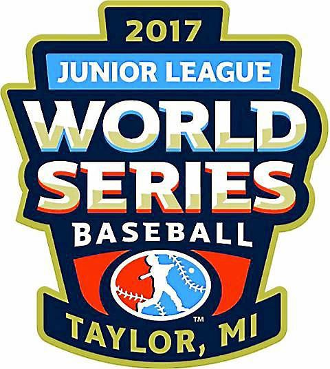 Junior League World Series Baseball logo