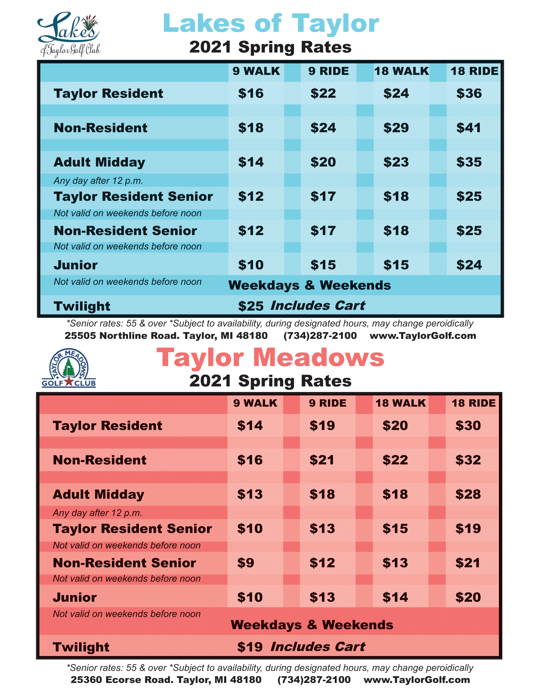 2021 Golf Rate Sheets-1