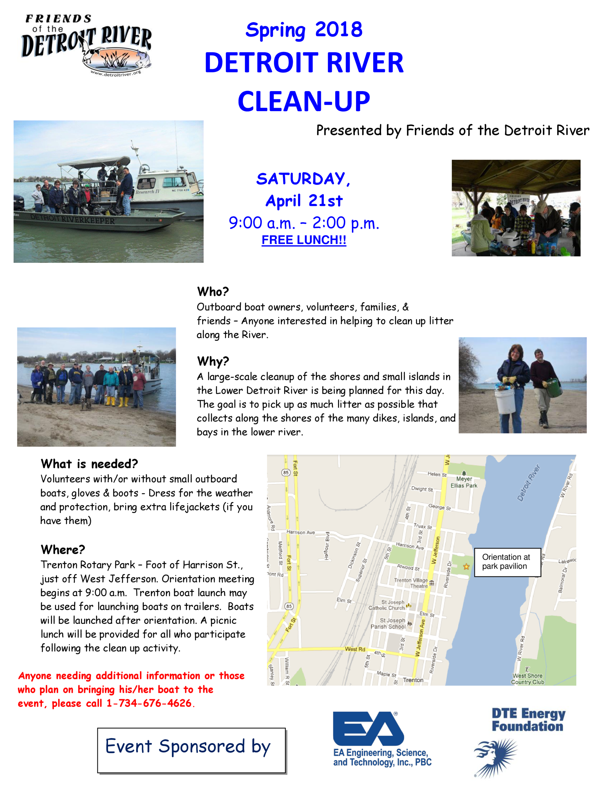 Clean up flyer 2018 sp