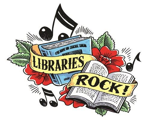 LIBRARY ROCKS